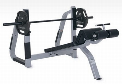 Precor Adjustable Decline Bench
