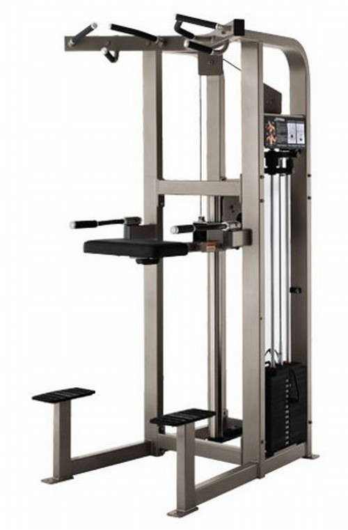 pullup and dip machine