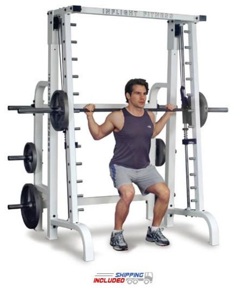 bodybuilding smith machine