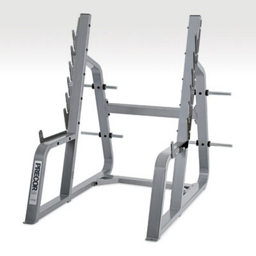 The number one exercise to build a better booty rondeau for A squat rack