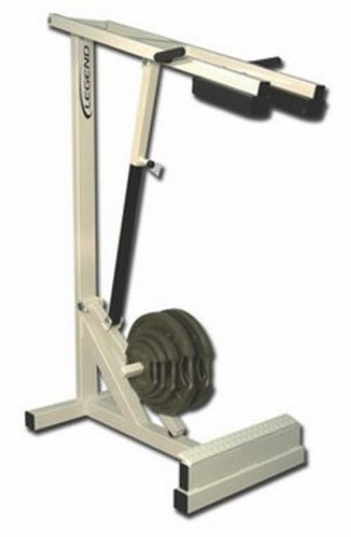 standing calf raise machine
