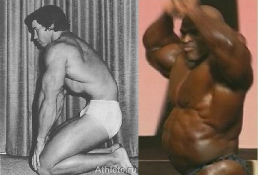 Natural vs Steroid Bodybuilder
